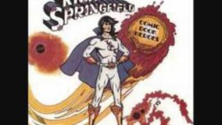 Watch Rick Springfield Im Your Superman video