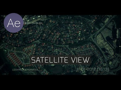 AE: Satellite View