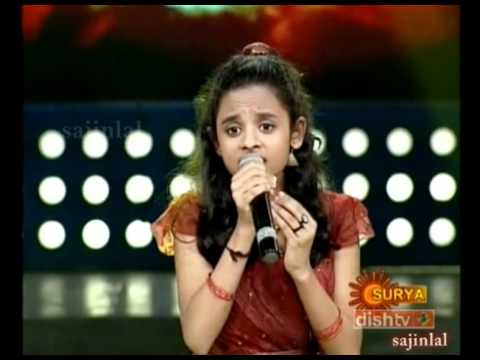 Poornasree: Kannuthurakkatha Daivangale... In Sangeetha Mahayudham Finale video