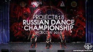 TUEVA HUCHA ★ 1ST PLACE JAZZ FUNK ★ RDC16 ★ choreographer - Igor Nastoburskiy