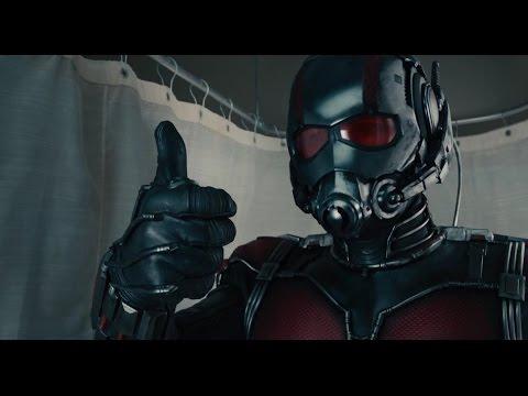 앤트맨  ANT-MAN  1차 공식 예고편 (한국어 CC)