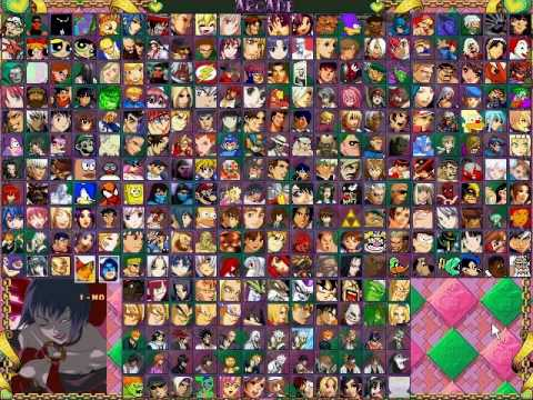 Mugen Roster 2010 Download Link  (read description)