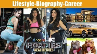 Priya Singh LifeStyle, Biography,Boyfriends, Family, Career, MTV Roadies Real Heroes