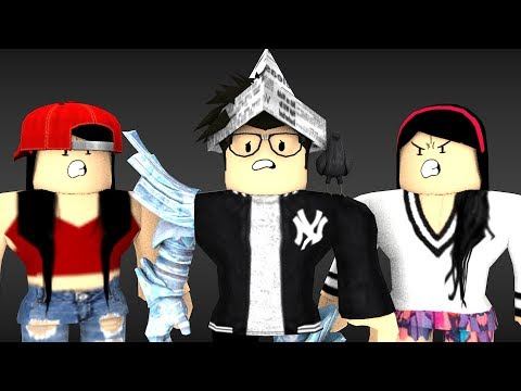 I Knew You Were Trouble  Roblox music video 