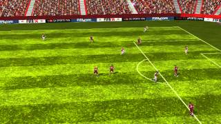 FIFA 14 Android - Electrick FC VS Derby County