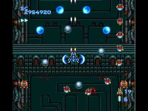 PC Engine Longplay [110] Blazing Lazers