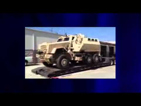 Calif. school district defends acquisition of MRAP