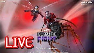 [LIVE] Marvel Future Fight ver4.2.0 - จะรีrankแล้วจ้า