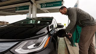 Federal electric vehicle rebates announced