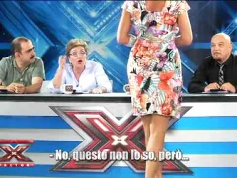 Anna Tatangelo vs Milly D'Abbraccio X-FACTOR