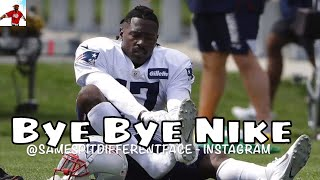 Nike Drops Antonio Brown After NFL Meeting With Brittany Taylor | Patriots | NFL