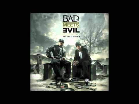 Bad Meets Evil ft. Bruno Mars - Lighters (clean version)