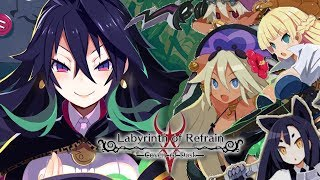 Cute ANIME GIRLS Doing Cute Dungeon Things - Labyrinth of Refrain: Coven of Dusk (Sponsored)