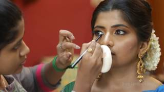 Simple Muhurtham look| theglamourspell