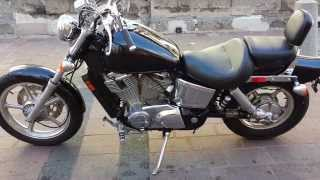 Honda Shadow spirit 1100cc año 2006