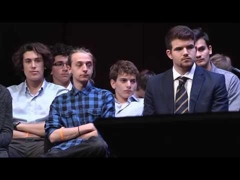 Citizens Dialogue in Rome on Europe Day - Federica Mogherini and Giorgio Napolitano