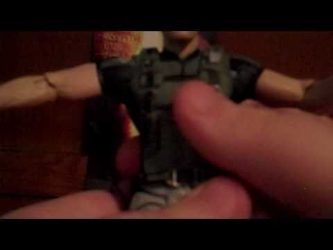 Resident Evil 5 Chris Redfield Figure Review