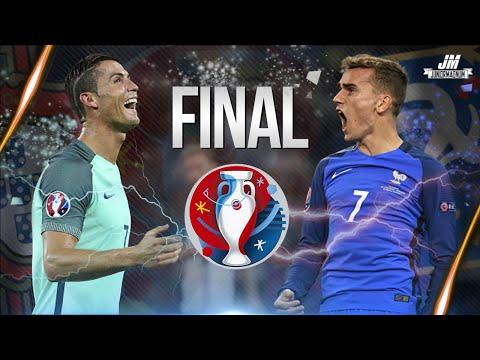 Cristiano Ronaldo vs Antoine Griezmann ● FINAL EURO 2016 | HD
