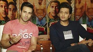 Bangistan Movie Riteish Deshmukh & Pulkit Samrat Exclusive Interview