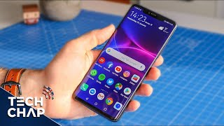 3 MONTHS with the Huawei Mate 20 Pro -  Still Worth Buying? 🤔 | The Tech Chap