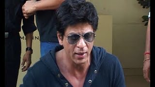 Shahrukh Khan - I did abuse | SRK banned from Wankhede Stadium.