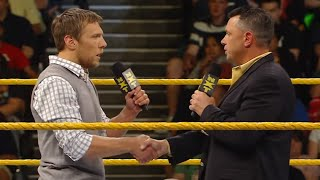 Daniel Bryan goes on the offensive with Michael Cole and The Miz: WWE NXT, May 26, 2010