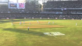 sachin entry in wankhede stadium - sachin 200th test - india vs westindie