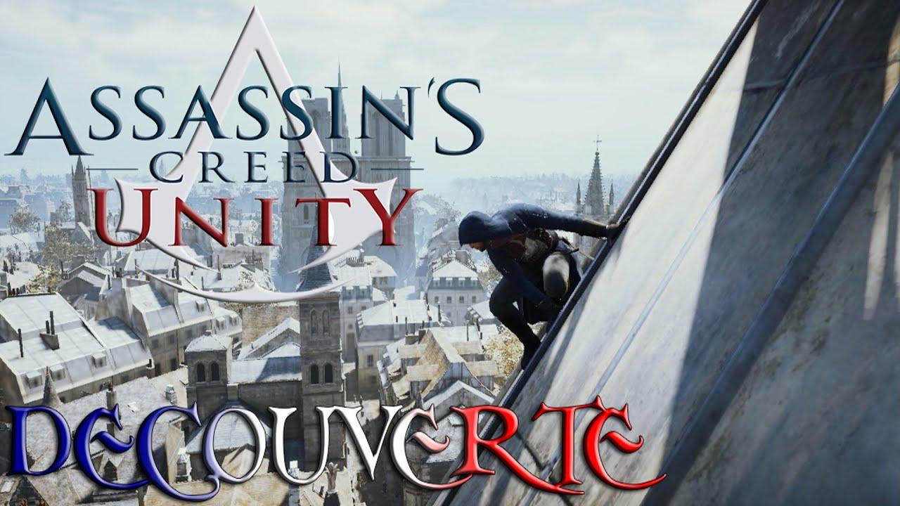 d233couverte assassins creed unity un viking dans paris