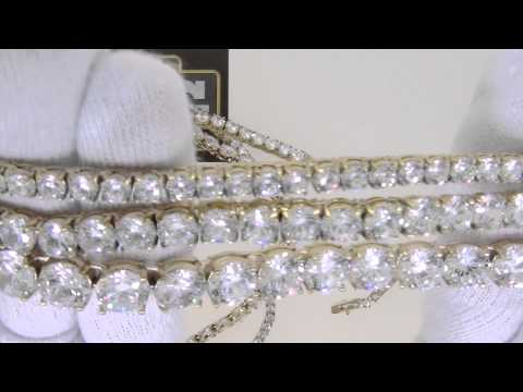 Best 1 Row Chains on the Market | Gold Hip Hop Jewelry