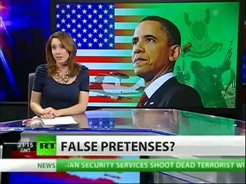 Obama Lied About Gaddafi's Bloodbath & Used Distortion