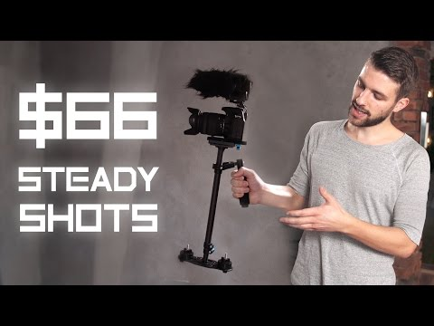 Good & Affordable Steadicam (Yelangu s60t)
