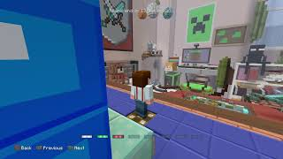 Minecraft Lets Play #26 Recraft! - Ps4 Live Stream!