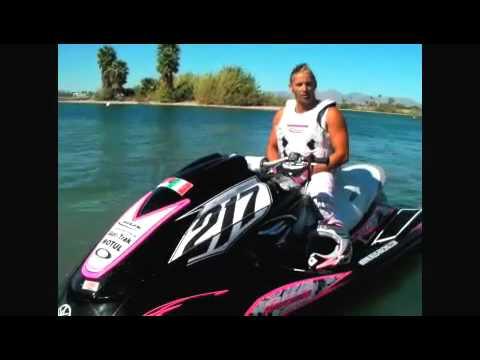 Jet Ski Yamaha Turbo