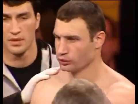 Виталий Кличко против Кирк Джонсон