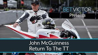 John McGuinness | Return To The TT