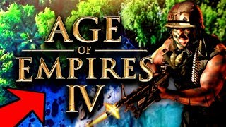 AGE of EMPIRES 4: IMAGEN FILTRADA (SUPUESTAMENTE)