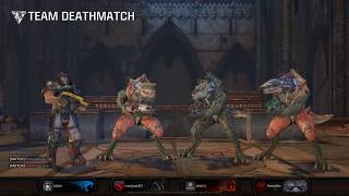 Quake Champions Sorlag Gameplay 1