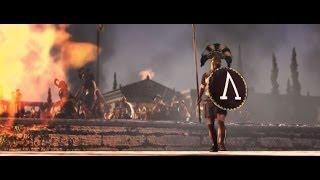 Total War: Rome 2 прохождение / Спарта №1