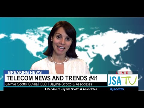 Telecom News & Trends (TNT) - Issue 41 - Video Roundup