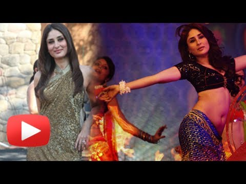 Kareena Kapoor Explains Why She Is Doing Item Number video