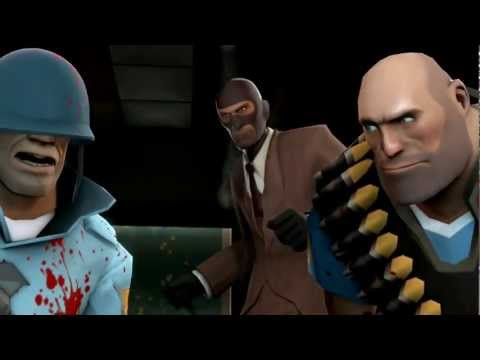 Team Fortress 2: Meet The Dumbasses 11