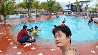 Bé Đi Hồ Bơi | Tin và anh Hai, chị Thư đi tắm hồ bơi | Kids Toy Media