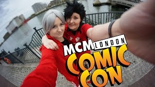 [ENG] London Comic Con 2015 Friday VLOG!