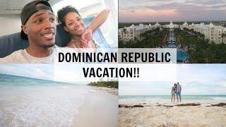 ANNIVERSARY VACATION IN DOMINICAN REPUBLIC!