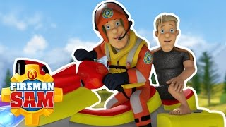 Fireman Sam US Official - Water Safety | Safety Tips