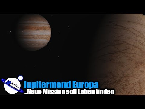 Jupitermond Europa: Sonde soll Leben finden