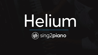Download Lagu Helium (Piano Karaoke Instrumental) Sia Gratis STAFABAND