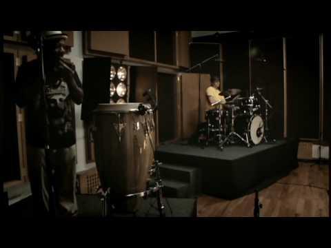 Vanessa da Mata -- Boa sorte / Good Luck (em estúdio com Ben Harper) -- Vídeo oficial