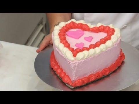 Heart shaped cake decorating ideas cake decoration ideas for Heart shaped decorations home