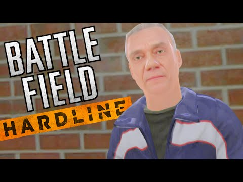 Marcelo Rezende Joga Battlefield Hardline